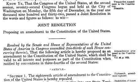 What Does It Take To Repeal A Constitutional Amendment  National  Justice John Paul Stevens Tuesday Oped In The New York Times Called For A  Repeal Of The Second Amendment Which Guarantees A Well Regulated Militia