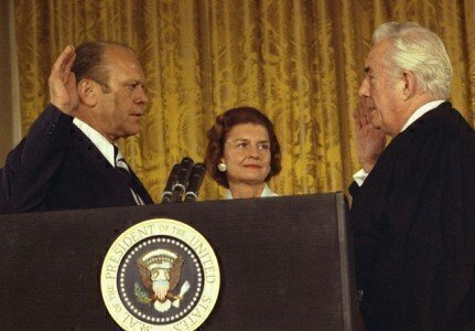 Gerald Ford S Unique Role In American History National