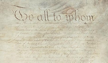 10 Reasons Why Americas First Constitution Failed National