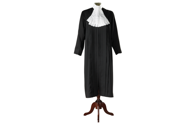 Justice Sandra Day O'Connor's Robe, 1981