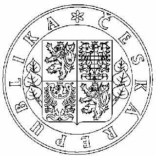 The State Seal of the Czech Republic